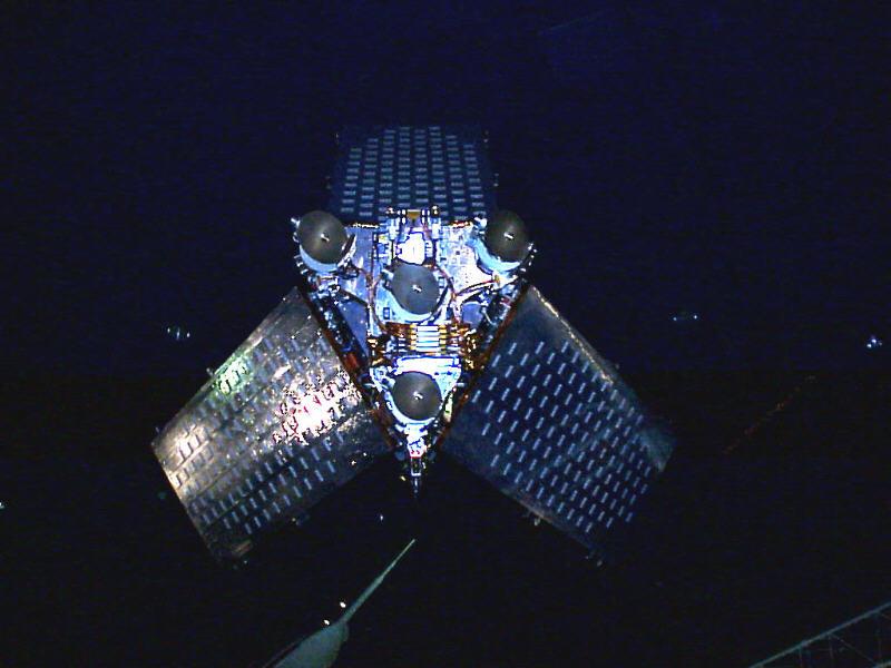 Iridium Satellite Photographs